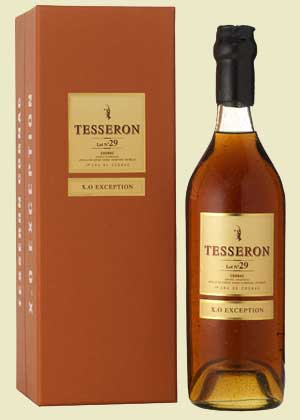 Tesseron Cognac Grande Champagne X.O Exception Lot No. 29