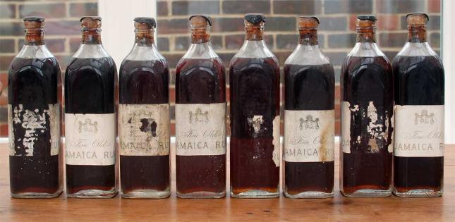 Finest and Rarest - 19th century rum